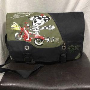 Super cute Ed Hardy bag